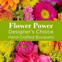 A Multi Colored Florist Designed Bouquet