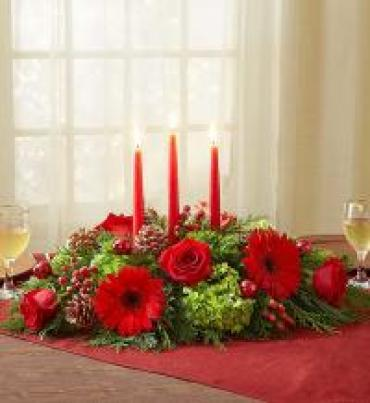Luxury Christmas Centerpiece