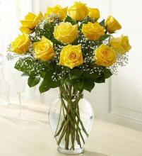 Yellow Roses - up to 3 dozen