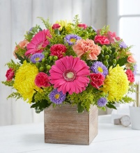 Vibrant Jewel Bouquet