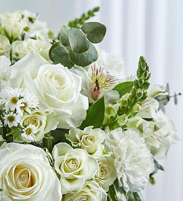 $130 Designer\'s Choice Bouquet - White