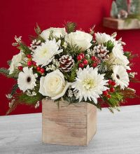 Festive Tidings Bouquet